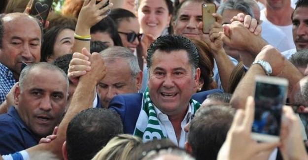 CHP'den Aday Gösterilmeyen Bodrum Belediye Başkanı Başkanı Mehmet Kocadon, DP'ye Geçti