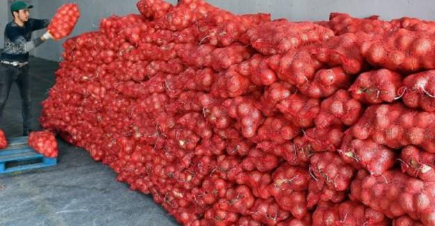 CHP'li İzmir Belediyesi Halka Bedava Patates - Soğan Dağıtmaya Başladı
