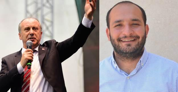 CHP'li Ozan Uyan'dan Muharrem İnce'ye 'Hain' Yakıştırması