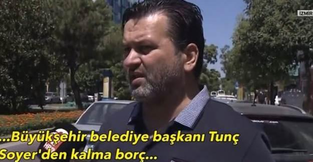 CHP'li Belediye İşçilerinin Maaş İsyanı