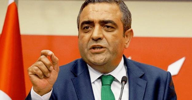 CHP'li Sezgin Tanrıkulu Teröristbaşı Abdullah Öcalan İçin Yürüyüş Yapmak İsteyen HDP'lilere Destek Verdi