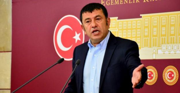 CHP'li Veli Ağbaba'dan 'Gezi' Tweeti