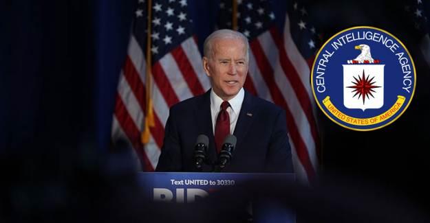 CIA, Biden'ı Koruyacak İddiası!