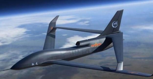 Çin 'Görünmeyen Uçak' Ürettiğini Duyurdu