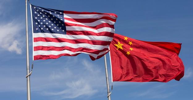 Çin'den ABD'ye Büyük Rest! Savaş Başlıyor