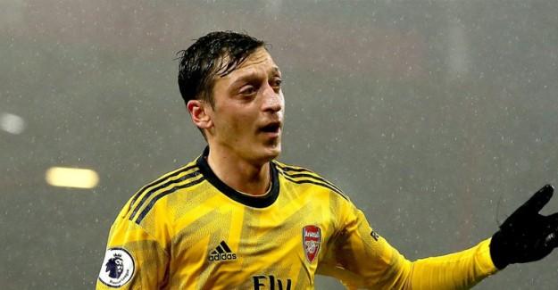 Çin'den Mesut Özil'in İsmine Sansür!