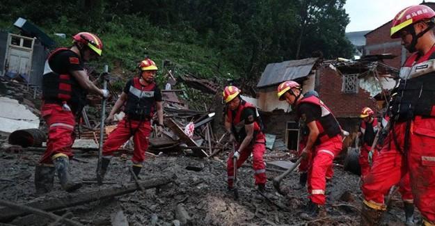 Çin'i Vuran Lekima Tayfununda Ölü Sayısı Artıyor
