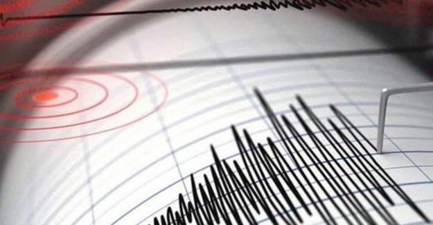 Çin'in Sincan Uygur Özerk Bölgesi'nde Şiddetli Deprem!