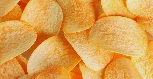 Cipsler Meğer Gerçek Patatesten Yapılmıyormuş!