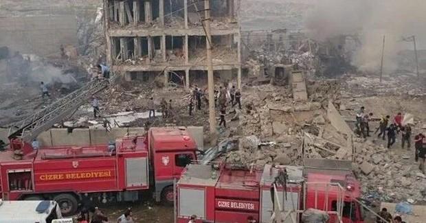Cizre'deki Hain Saldırıda Bomba Bu Yöntemle Taşınmış