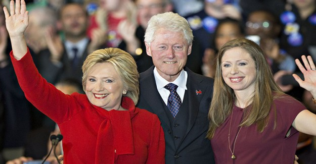Clinton Ailesinin Evinde Şüpheli Aygıt Bulundu