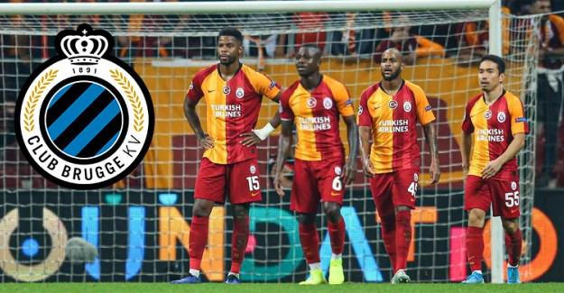 Club Brugge Galatasaray'ın Yıldızını İstiyor