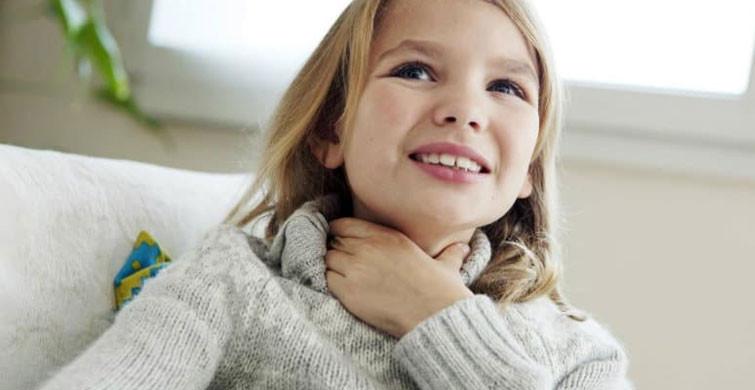 Çocuklarda Boğaz Ağrısına Ne İyi Gelir?