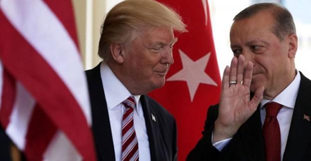 Cumhurbaşkanı Erdoğan, ABD Başkanı Donald Trump'u İncirlik ile Tehdit Etmiş