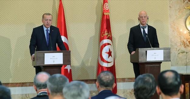 Cumhurbaşkanı Erdoğan Açıkladı! TİKA Tunus'ta Cami İnşa Edecek