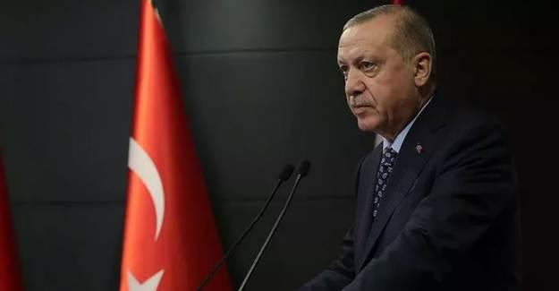 Cumhurbaşkanı Erdoğan Aliyev'le Görüştü