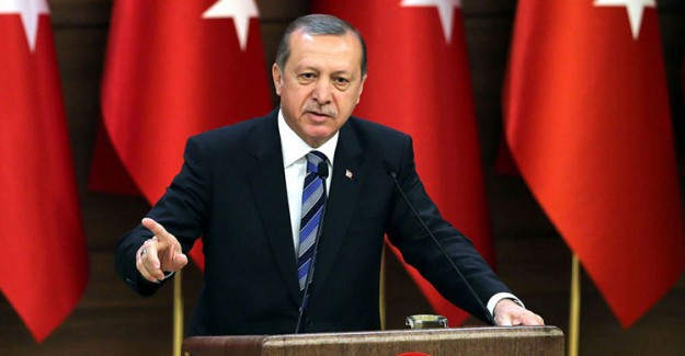 Cumhurbaşkanı Erdoğan AP'ye Ateş Püskürdü