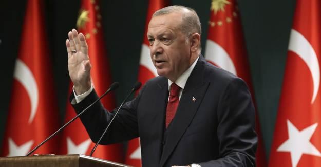 Cumhurbaşkanı Erdoğan Aşıda Müjdeyi Verdi