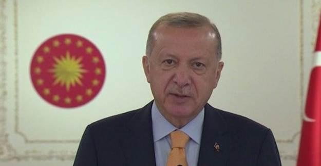 Cumhurbaşkanı Erdoğan, BM Genel Kurulu'nda Aşı Çağrısında Bulundu