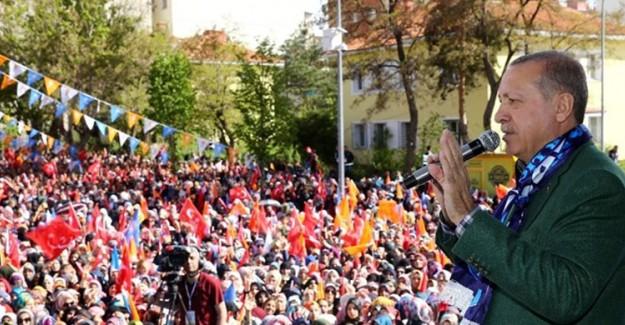 Cumhurbaşkanı Erdoğan: 'Bu Millet Sizi Mezara Gömer, Mezara'