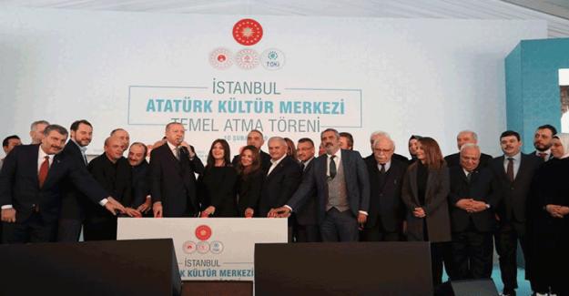 Cumhurbaşkanı Erdoğan Canlı Yayında Oylama Yaptı