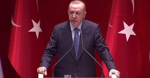 Cumhurbaşkanı Erdoğan: Depremzedelere Her İmkanı Sağladık