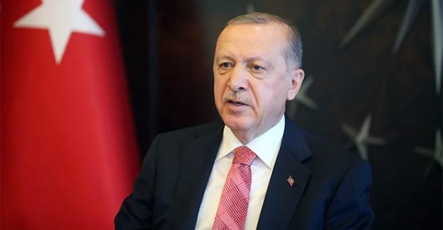 Cumhurbaşkanı Erdoğan: Doğu Akdeniz İçin Bölgesel Bir Konferans Gerçekleşebilir