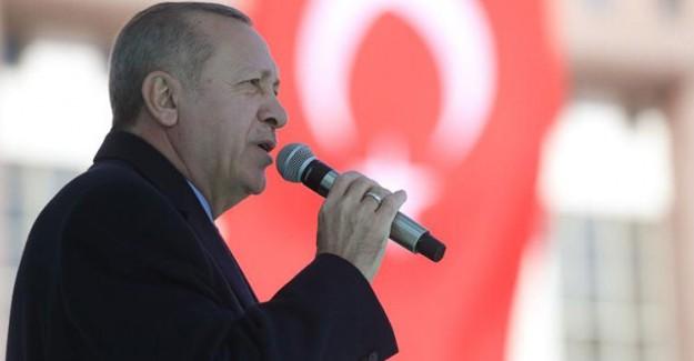 Cumhurbaşkanı Erdoğan: Güney Sınırımızdaki Terör Koridorunu Yıkacağız