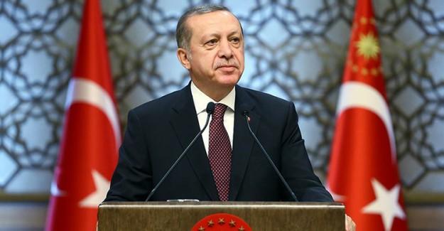Cumhurbaşkanı Erdoğan, Güvenli Bölgeye İlişkin Açıklamalar Yaptı