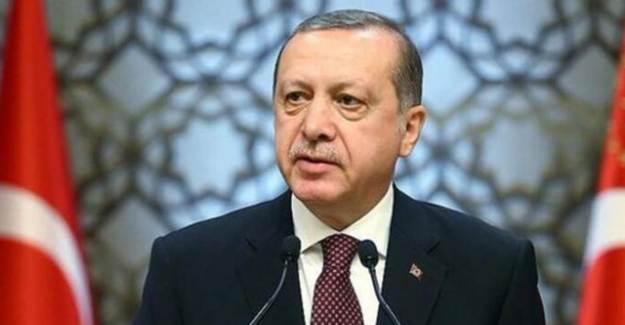 Cumhurbaşkanı Erdoğan Kabine Toplantısından Sonra Açıklamalarda Bulundu