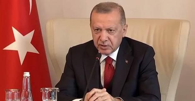 Cumhurbaşkanı Erdoğan: Karabağ'da İşgal Biterse Sorun Çözülür