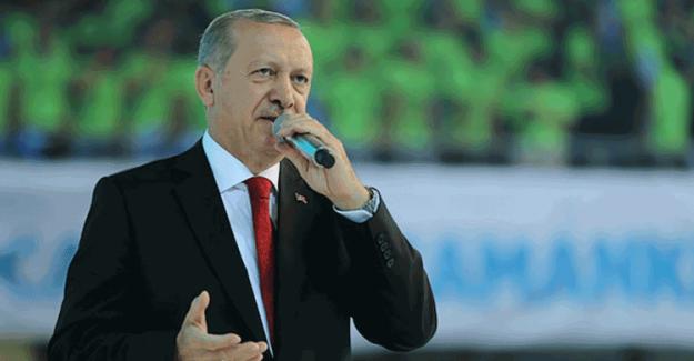 Cumhurbaşkanı Erdoğan: Kendisini Devletten Güçlü Görenlerin İşini Bitiririz