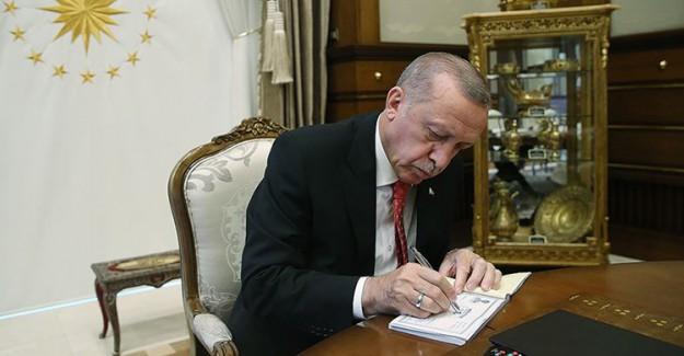 Cumhurbaşkanı Erdoğan, Kurban Bağışında Bulundu