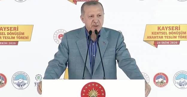 Cumhurbaşkanı Erdoğan: Macron'un Zihinsel Tedaviye İhtiyacı Var