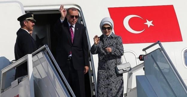 Cumhurbaşkanı Erdoğan, Malezya'dan Ayrıldı