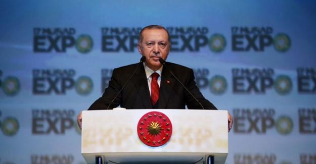 Cumhurbaşkanı Erdoğan, MHP Lideri Bahçeli'ye Teşekkür Etti