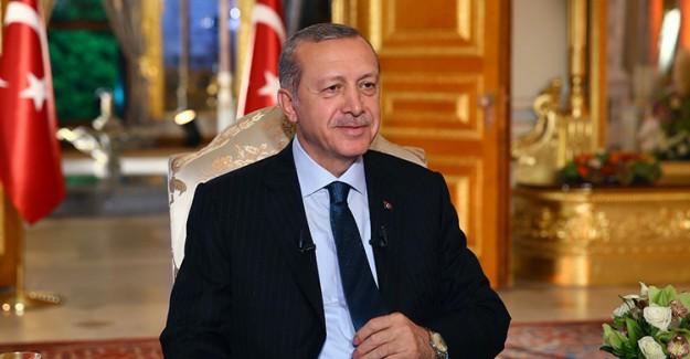 Cumhurbaşkanı Erdoğan Milli Takım'a İlişkin Açıklamalarda Bulundu