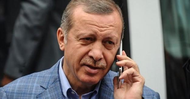 Cumhurbaşkanı Erdoğan PKK Saldırısına Uğrayan TRT Ailesine 'Geçmiş Olsun' Dileğinde Bulundu