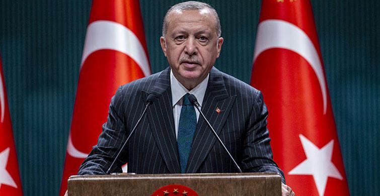 Cumhurbaşkanı Erdoğan Şehit Ailesi İle Görüştü