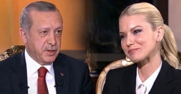 Cumhurbaşkanı Erdoğan ve Pelin Çift Arasındaki Diyalog Sosyal Medyaya Damga Vurdu