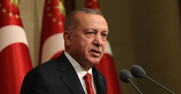 Cumhurbaşkanı Erdoğan: Yaptırım Tehditleri Türkiye'yi Davasından Vazgeçiremeyecek