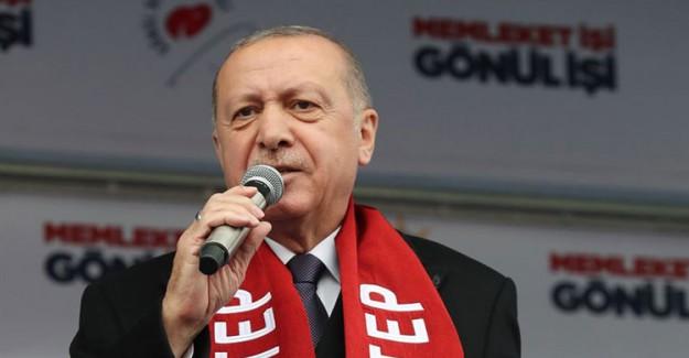 Cumhurbaşkanı Erdoğan Yeni Zelanda'da Camiye Saldıran Teröriste Çok Sert Çıktı