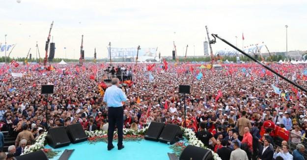 Cumhurbaşkanı Erdoğan: 'Atları Faytonların Boyunduruğundan Kurtaracaz'