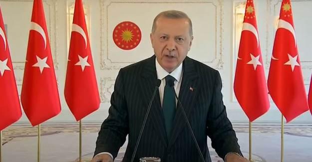 Cumhurbaşkanı Erdoğan: 'Yılın Son İki Çeyreğinde Güçlü Bir Büyüme Bekliyoruz'