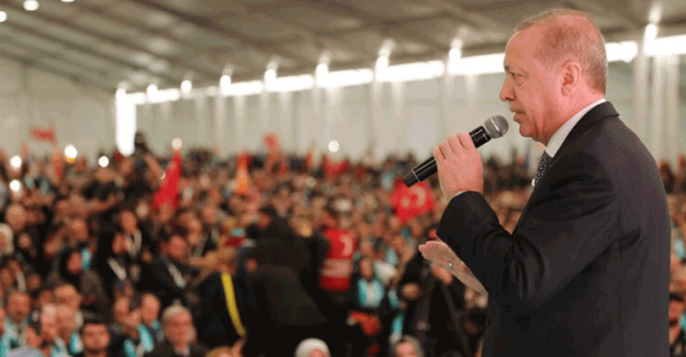 Cumhurbaşkanı Erdoğan'dan Ankara'ya Metrobüs Müjdesi!