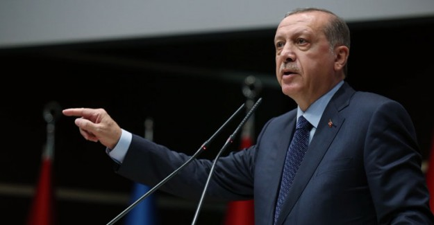 Cumhurbaşkanı Erdoğan'dan Anlayanlara Sert Gönderme! ''Bu Davaya Sırtını Dönenler Asla İflah Olmaz''