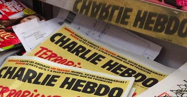 Cumhurbaşkanı Erdoğan'dan Charlie Hebdo'ya Soruşturma