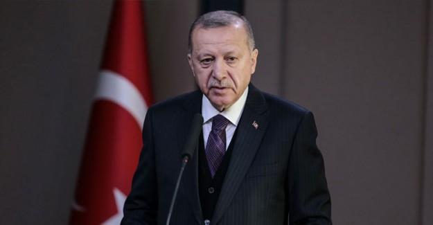 Cumhurbaşkanı Erdoğan'dan Coronavirüs Açıklaması