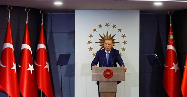 Cumhurbaşkanı Erdoğan'dan Demokrasi Vurgusu