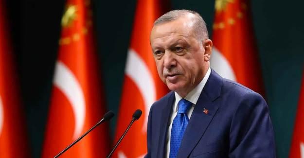Cumhurbaşkanı Erdoğan'dan Dikkat Çeken Açıklama!